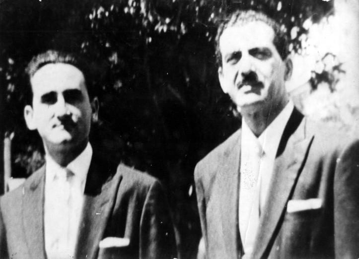 Marco A. Valcárcel y Domingo Aragú 2